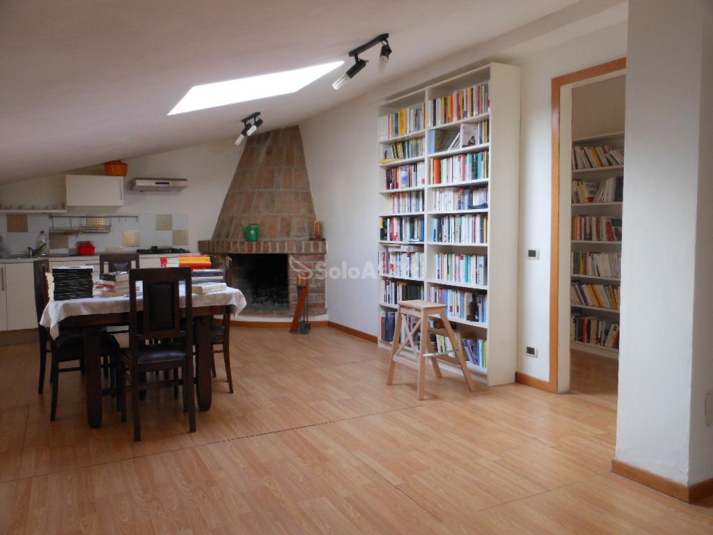 Appartamento Mansarda Arredato 50 mq.