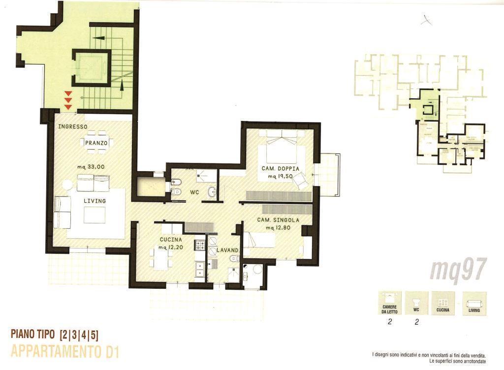 Appartamento in vendita a Modica, 4 locali, prezzo € 199.000 | PortaleAgenzieImmobiliari.it
