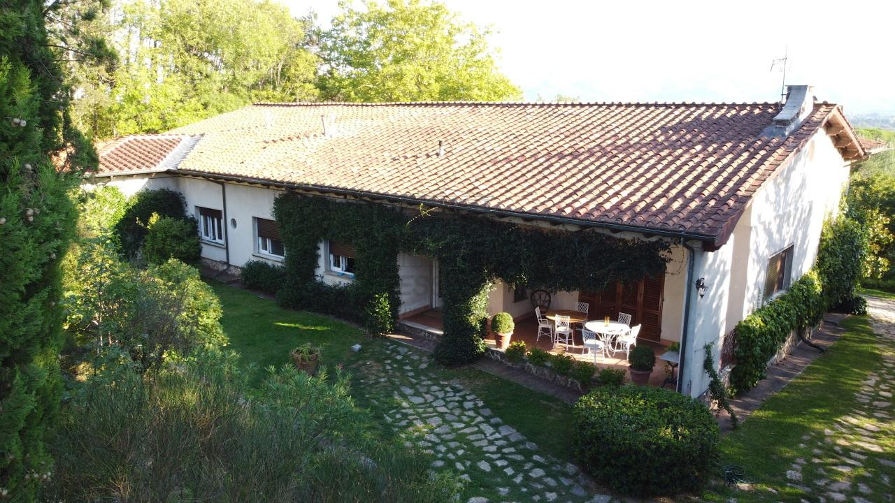 Villa singola Lucca Monte S.Quirico IA01650 img 19
