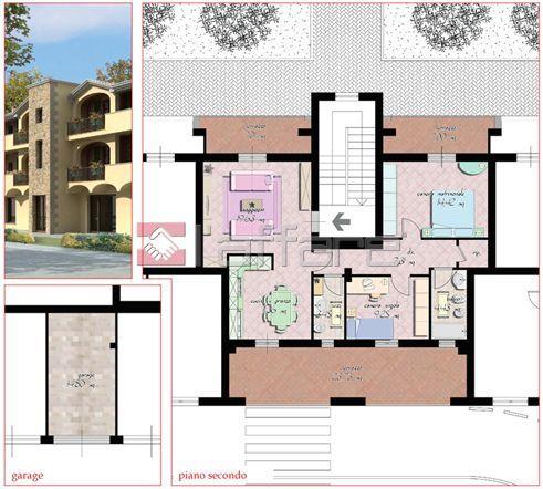 Appartamento in vendita Rif. 4143928