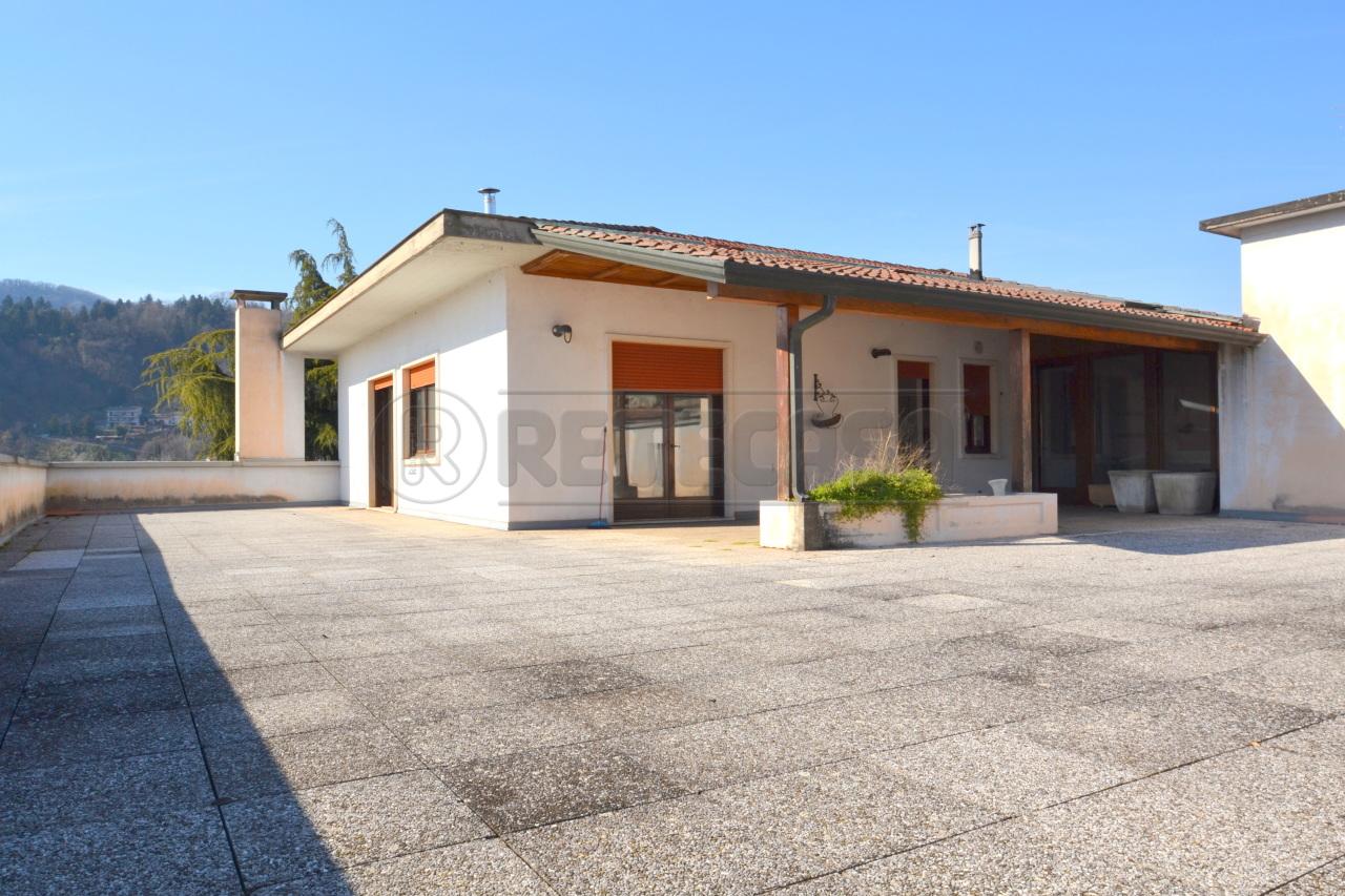Attico / Mansarda in vendita a Cornedo Vicentino, 10 locali, prezzo € 193.000   PortaleAgenzieImmobiliari.it