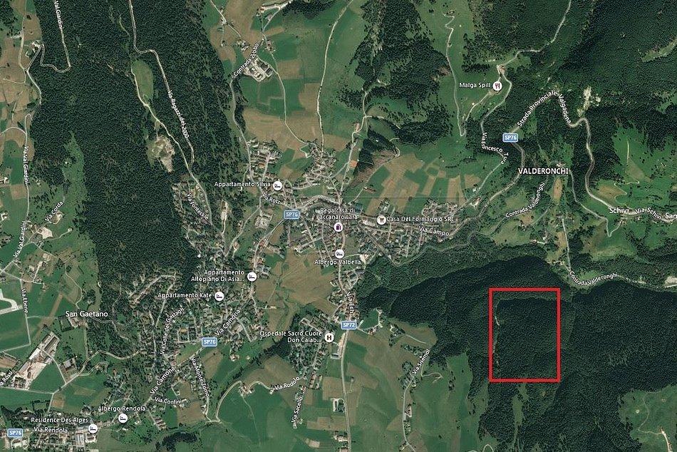 Terreno Agricolo in vendita a Gallio, 1 locali, prezzo € 37.000 | CambioCasa.it