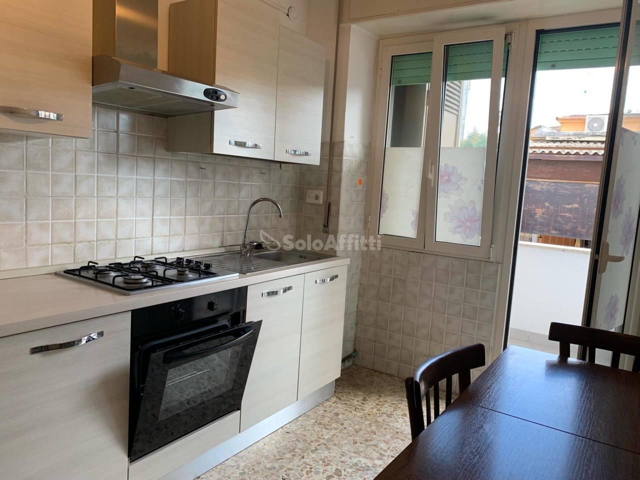 Trilocale in buone condizioni arredato in affitto Rif. 10244663