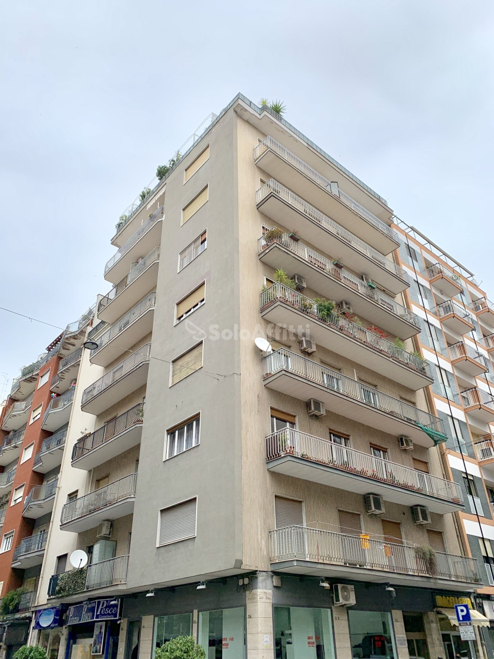 Trilocale in buone condizioni in affitto Rif. 10145775