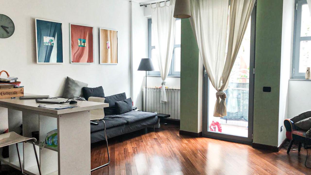 Bilocale in ottime condizioni arredato in affitto Rif. 10253862