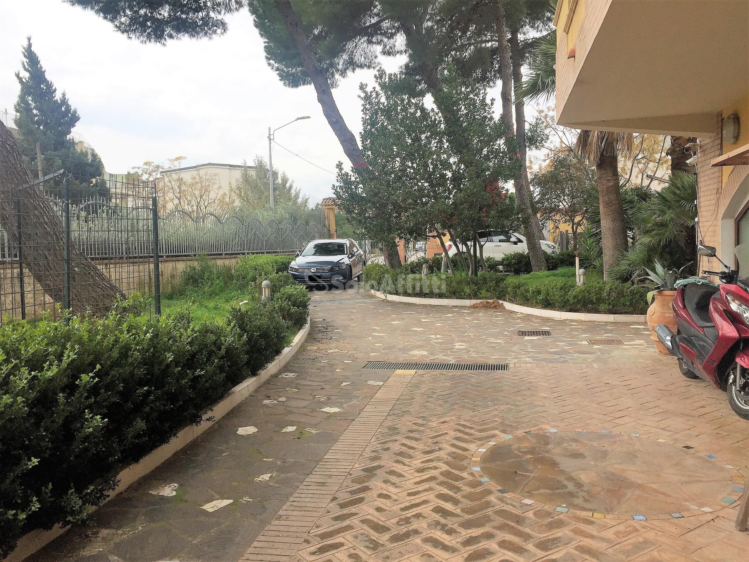 Villa Porzione Arredato 5 vani