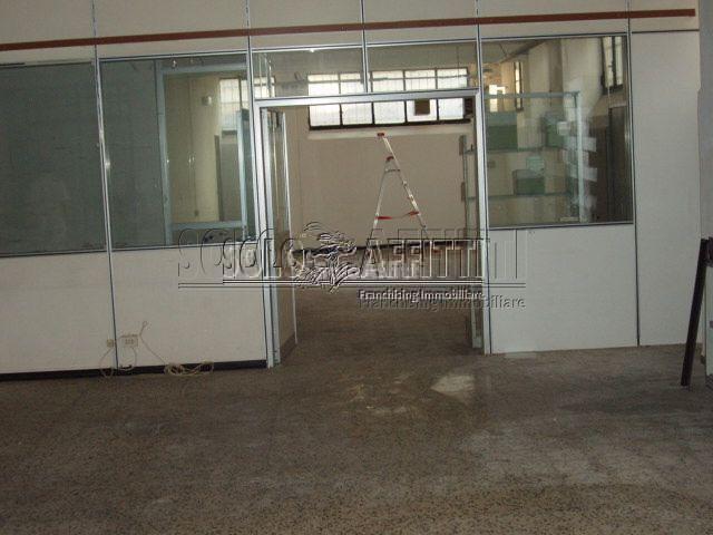 Laboratorio a Linate, Milano