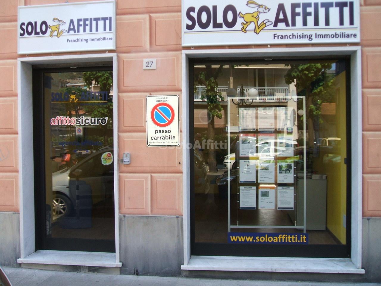 Fondo/negozio - 1 vetrina/luce a Semicentro, Chiavari Rif. 10694920