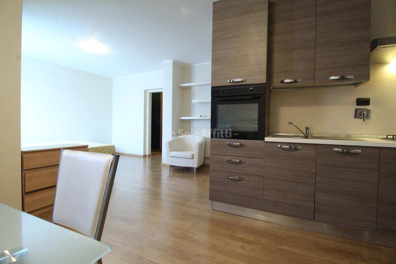 Monolocale in buone condizioni arredato in affitto Rif. 11382992