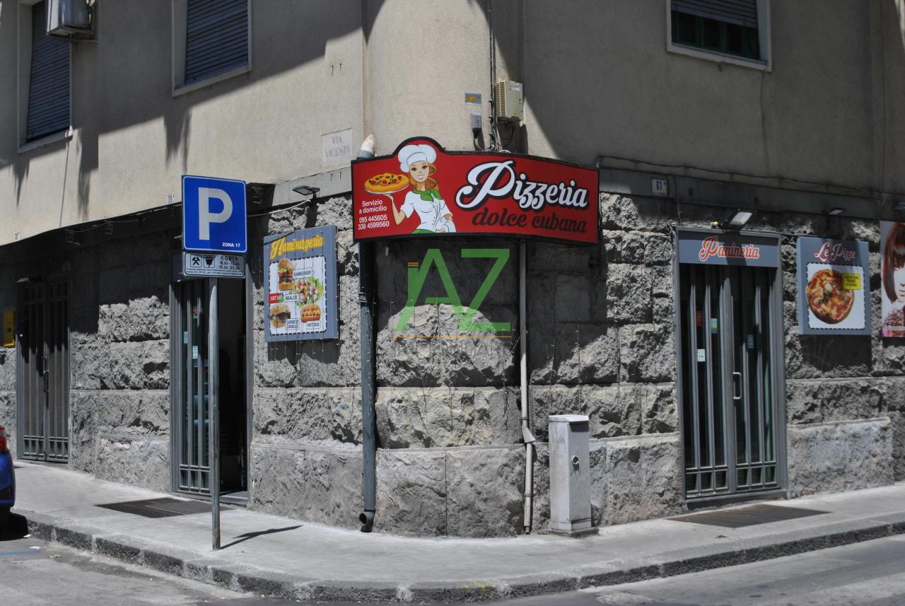 Pizzeria a Centro città, Catania Rif. 11077328