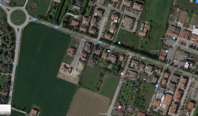Podere a Monticelli Terme, Montechiarugolo