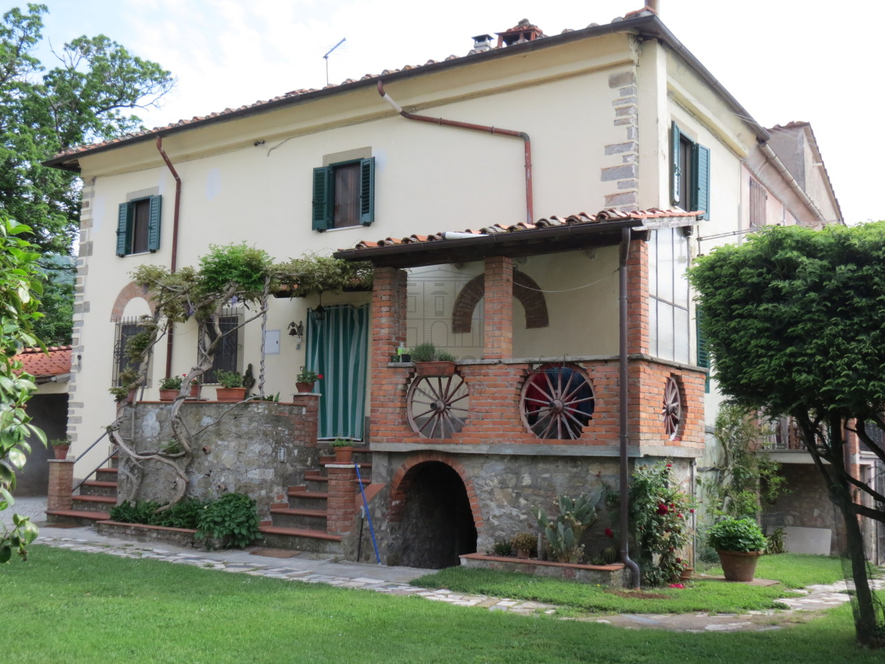 Casa colonica Lucca IA03133 img 2