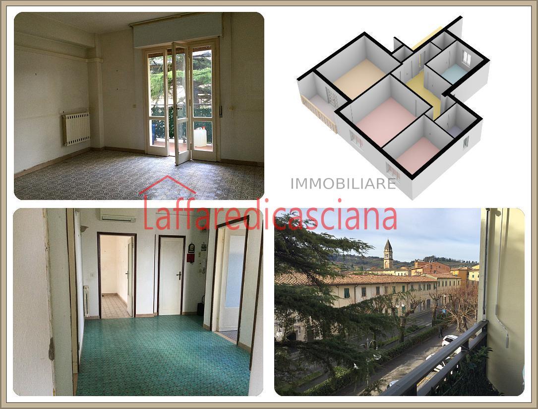 Appartamento in affitto a Casciana Terme Lari, 4 locali, prezzo € 500   CambioCasa.it