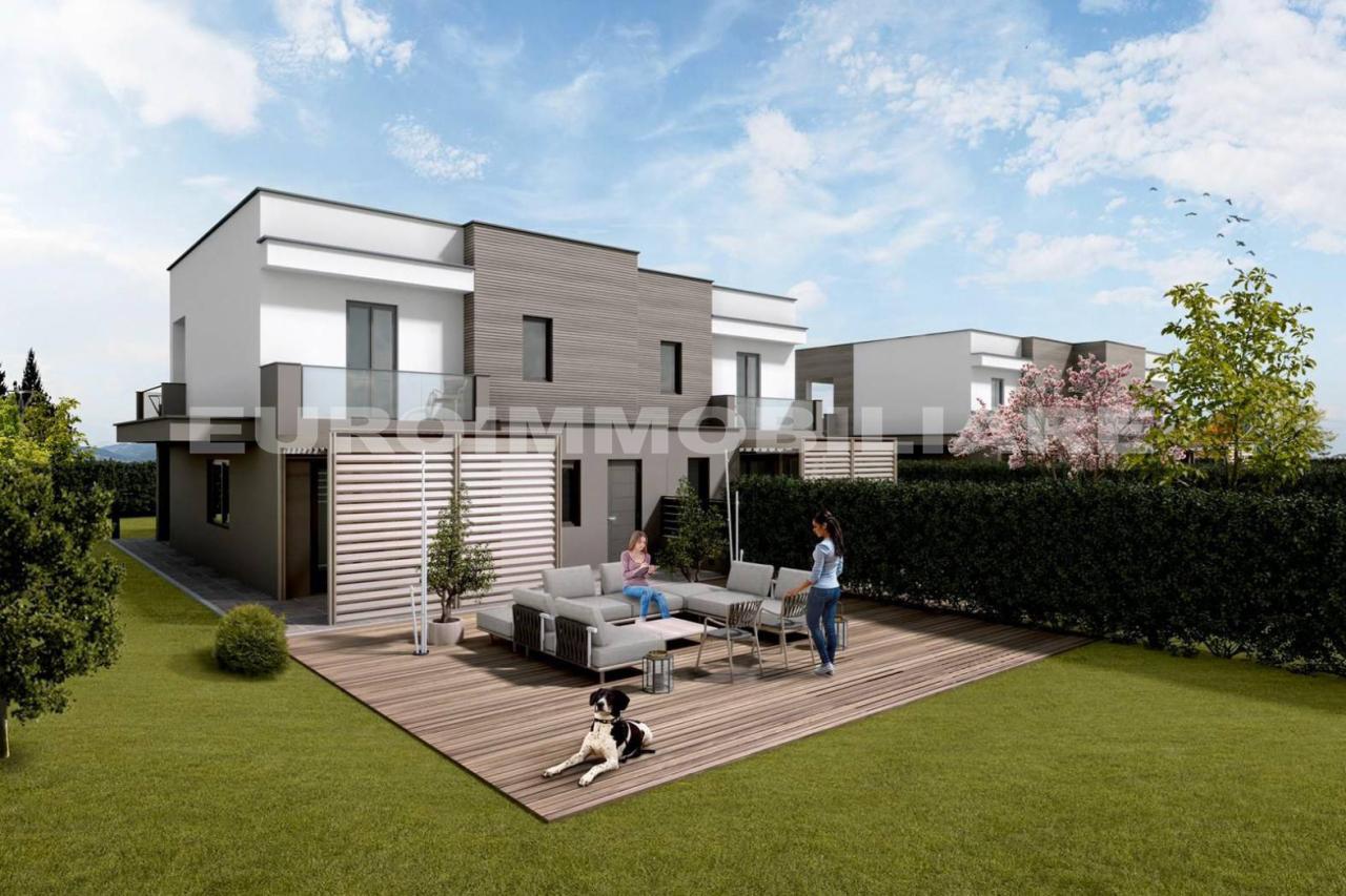 Villa in vendita a Cellatica, 4 locali, prezzo € 590.000   CambioCasa.it