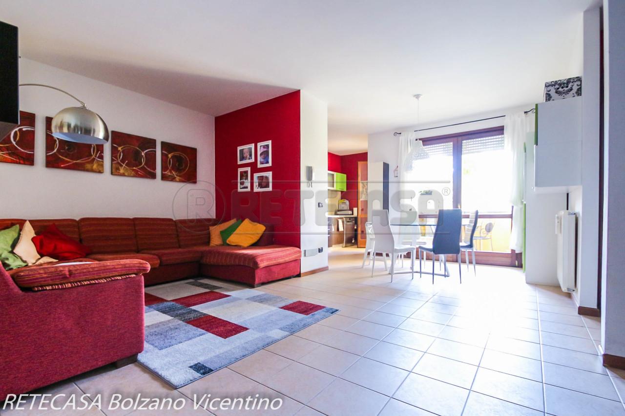Appartamento in vendita a Bolzano Vicentino, 5 locali, prezzo € 115.000   CambioCasa.it