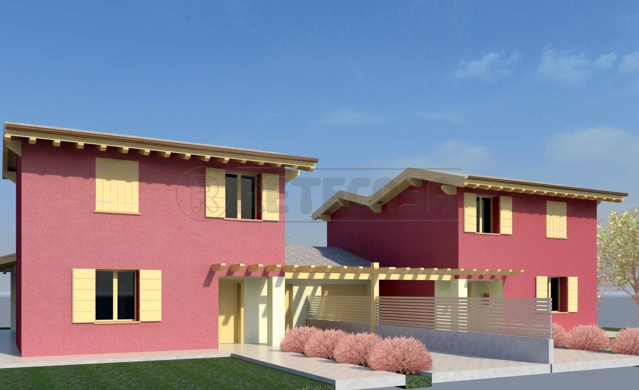 Villa a Schiera in vendita a Roverbella, 7 locali, prezzo € 280.000 | CambioCasa.it