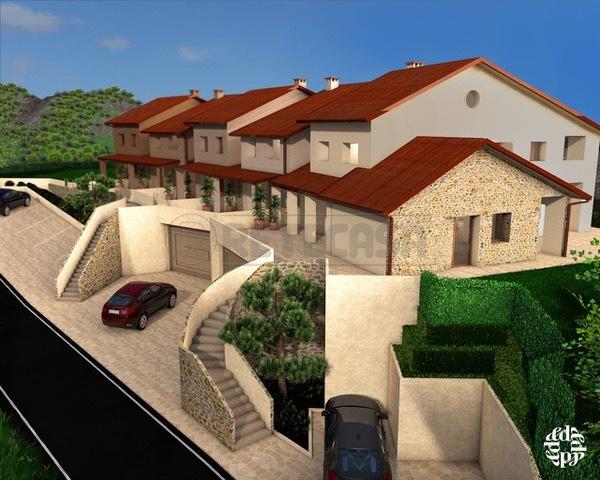 Villetta a schiera in vendita Rif. 12393417