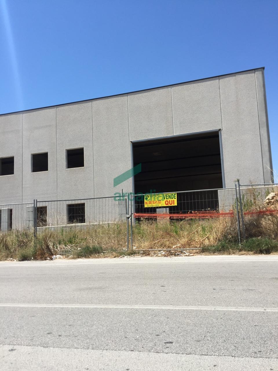 Capannone - Industriale a Zona Industriale, Modugno Rif. 4140441