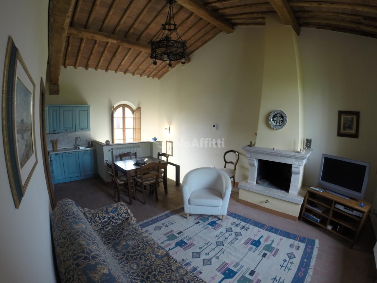 Appartamento - Bilocale a Costafabbri, Siena