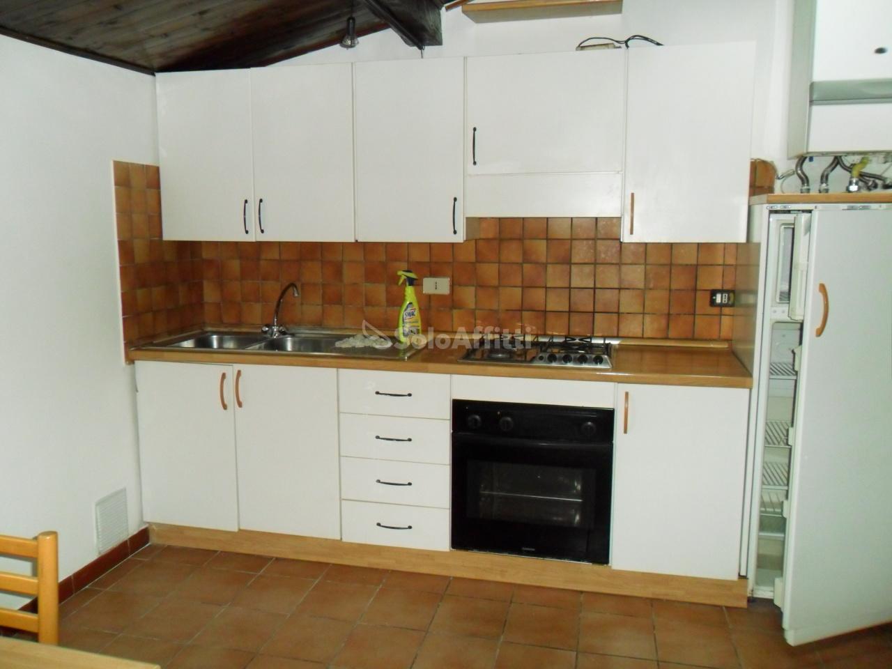 Bilocale in buone condizioni arredato in affitto Rif. 8971536