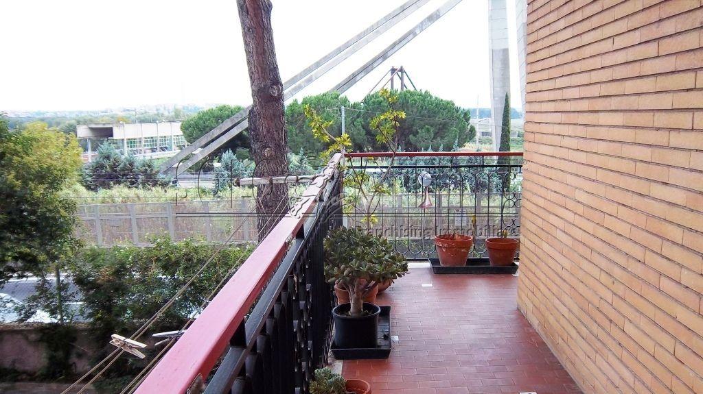 balcone e affaccio