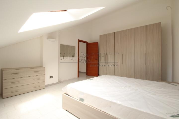 Appartamento Mansarda Arredato 65 mq.