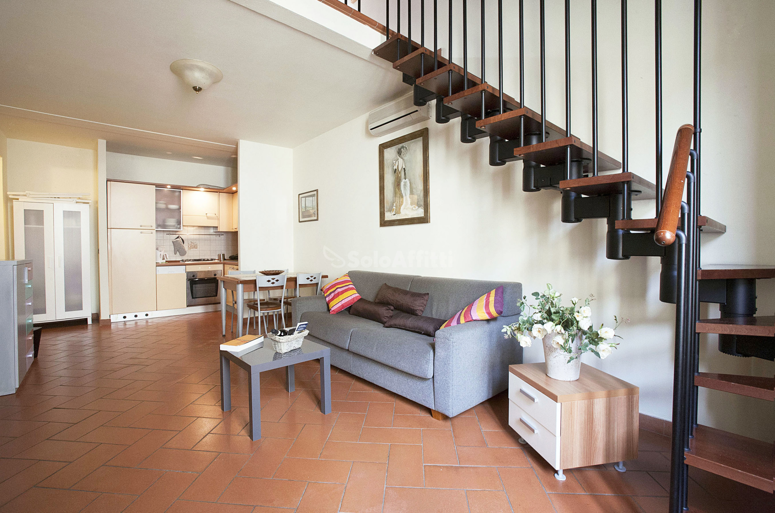 Appartamento Loft Arredato 50 mq.