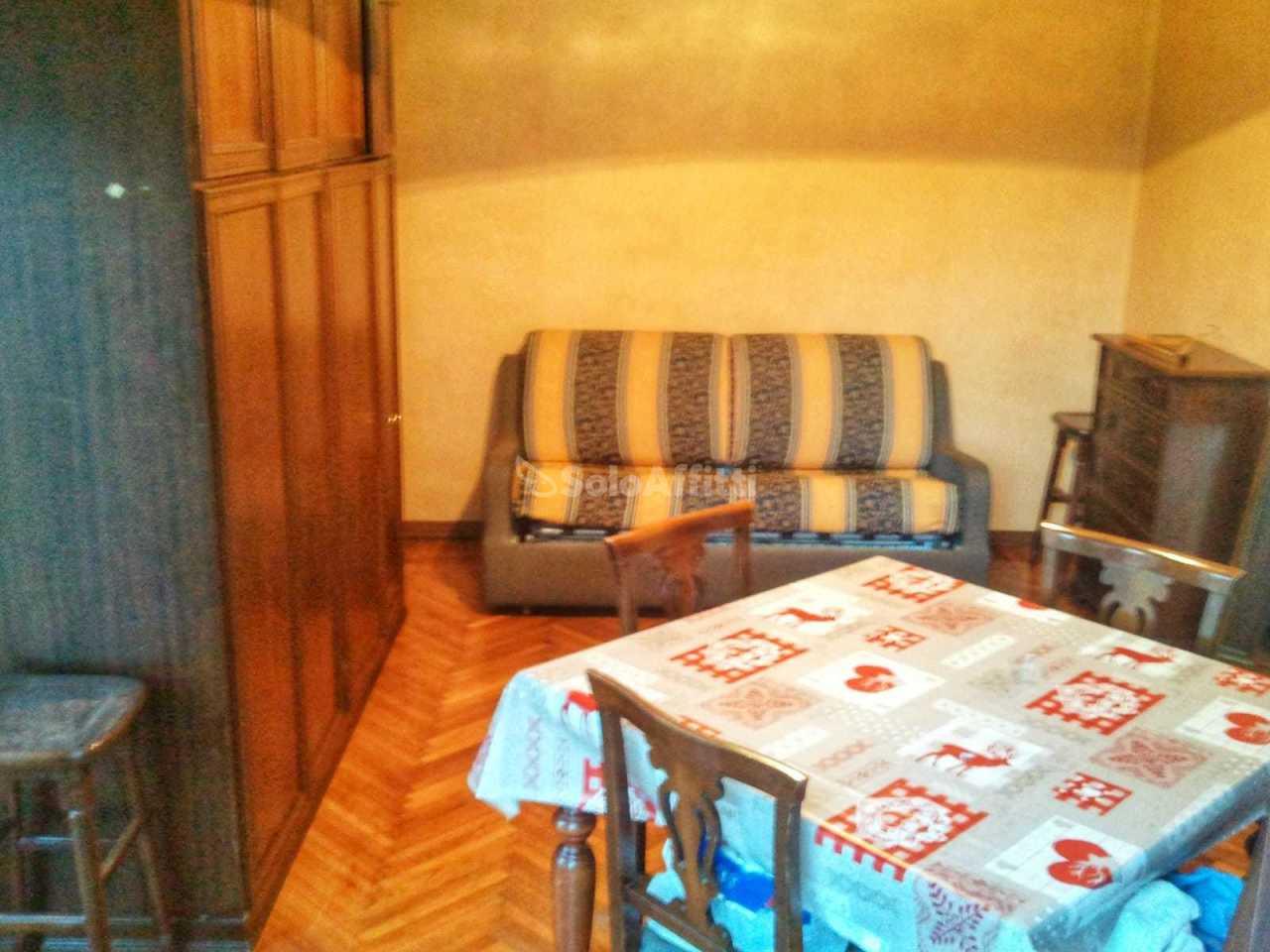 Monolocale in ottime condizioni arredato in affitto Rif. 10935545