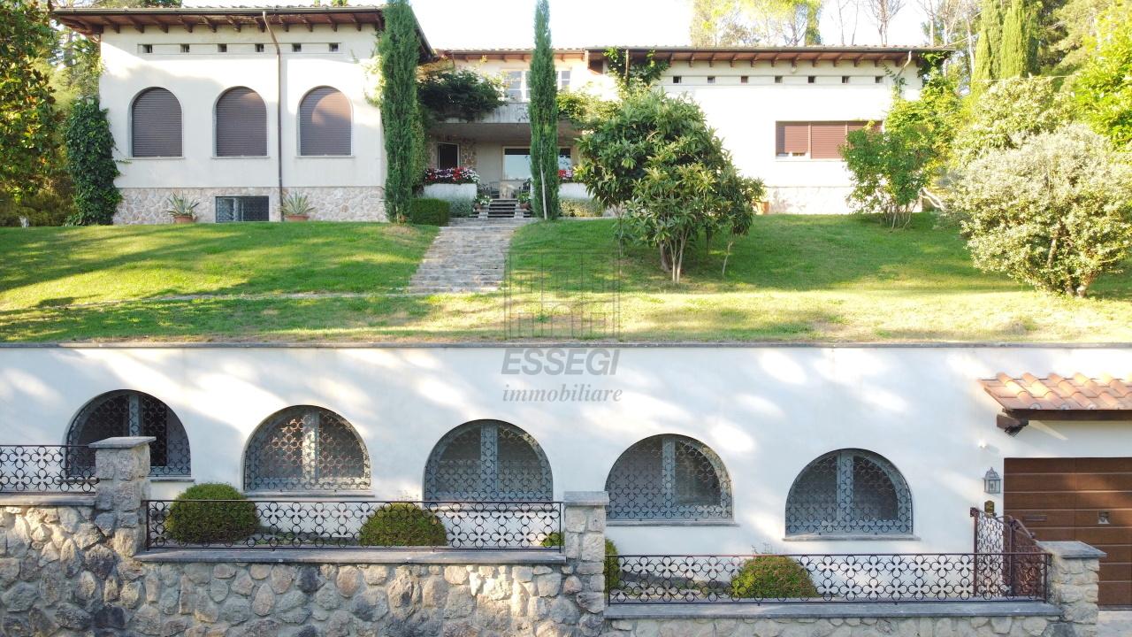 Villa singola Lucca Monte S.Quirico IA01650 img 49