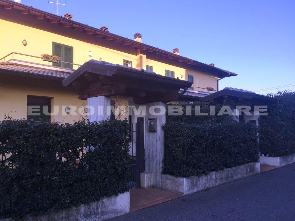 Appartamento in affitto a Rodengo-Saiano, 2 locali, prezzo € 490 | CambioCasa.it