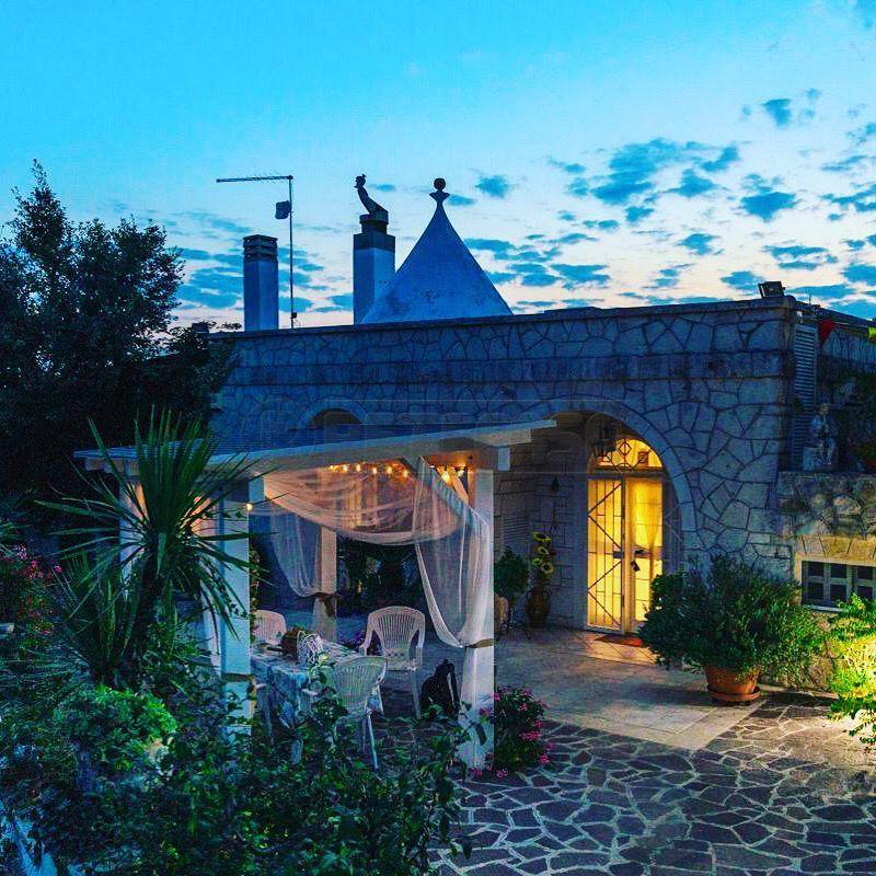 Soluzione Indipendente in vendita a Alberobello, 3 locali, prezzo € 190.000   CambioCasa.it