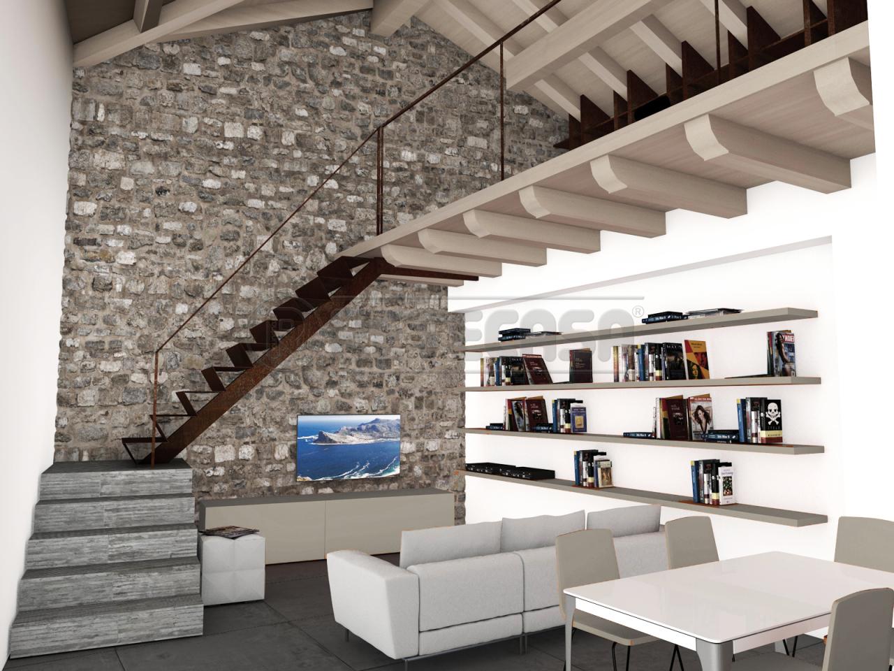 Appartamento in vendita a Cormons, 5 locali, prezzo € 226.000 | CambioCasa.it