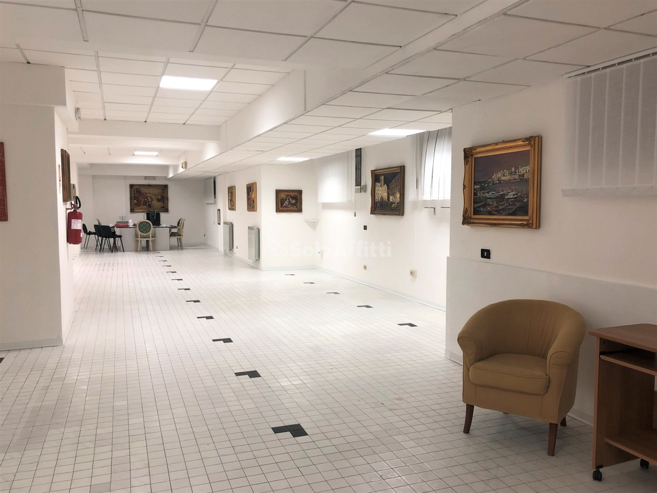 Ufficio - Open space a Rione De Filippis, Catanzaro Rif. 11100568