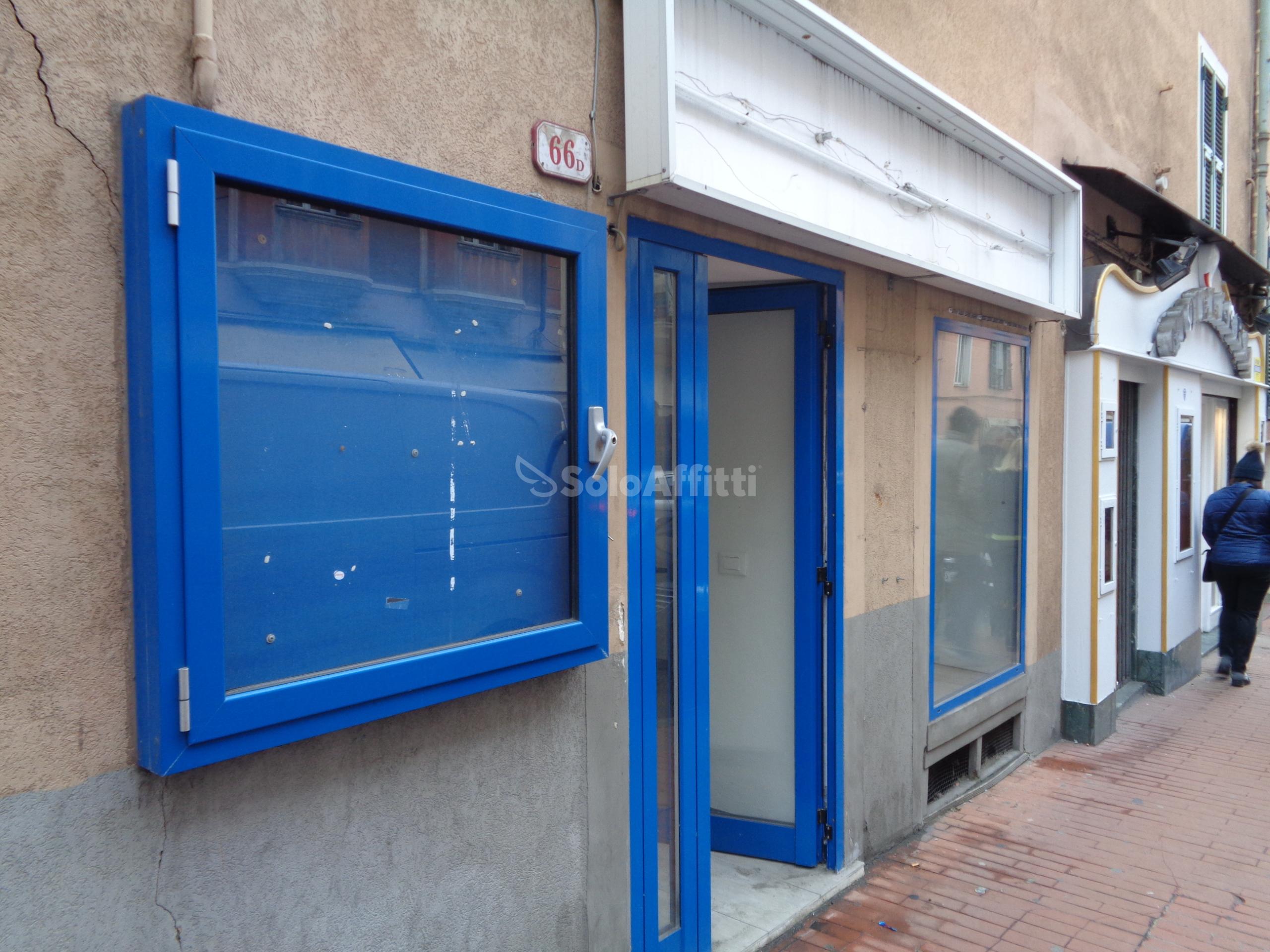 Fondo/negozio 1 vetrina/luce