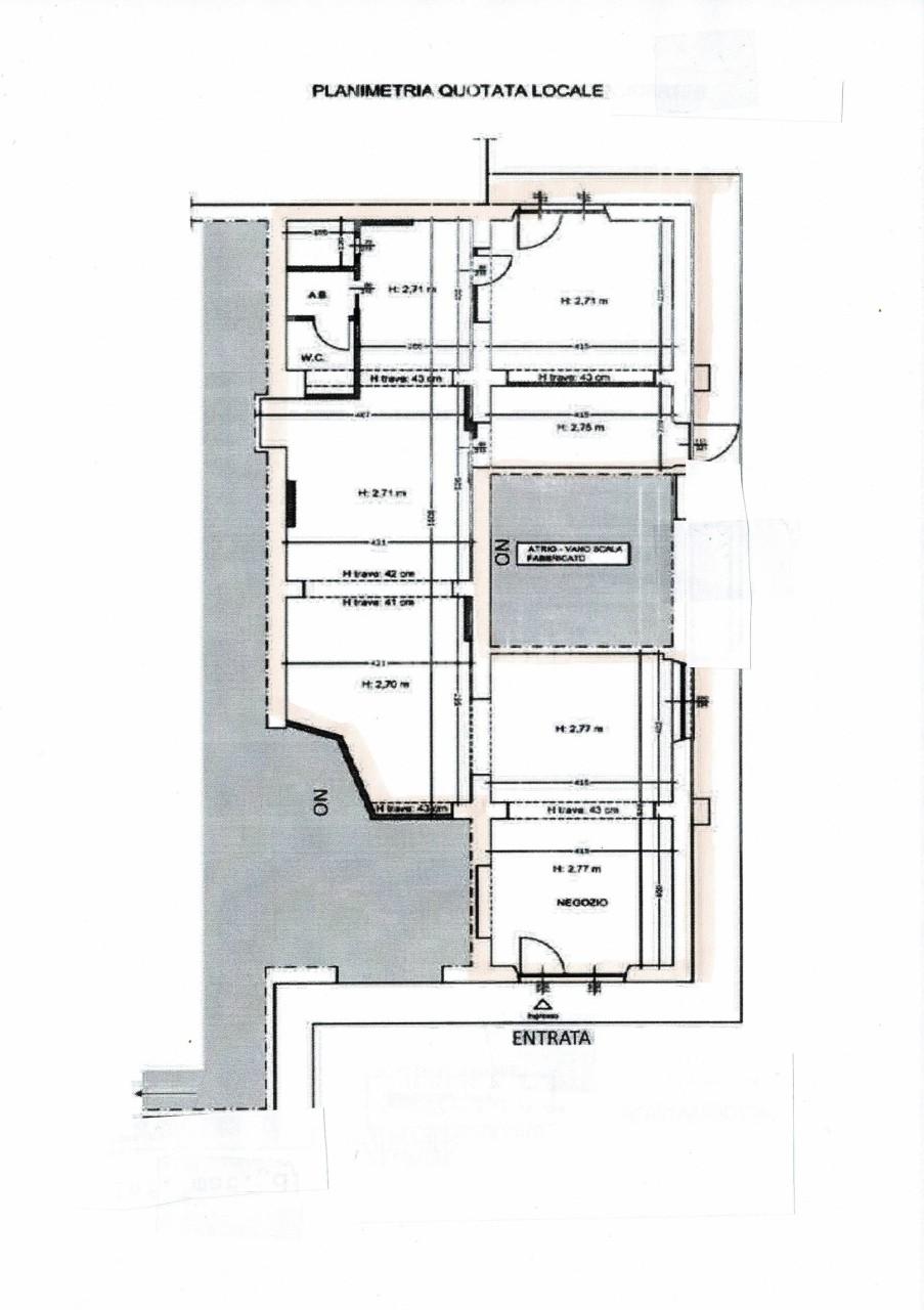 Laboratorio a Cesanella, Senigallia