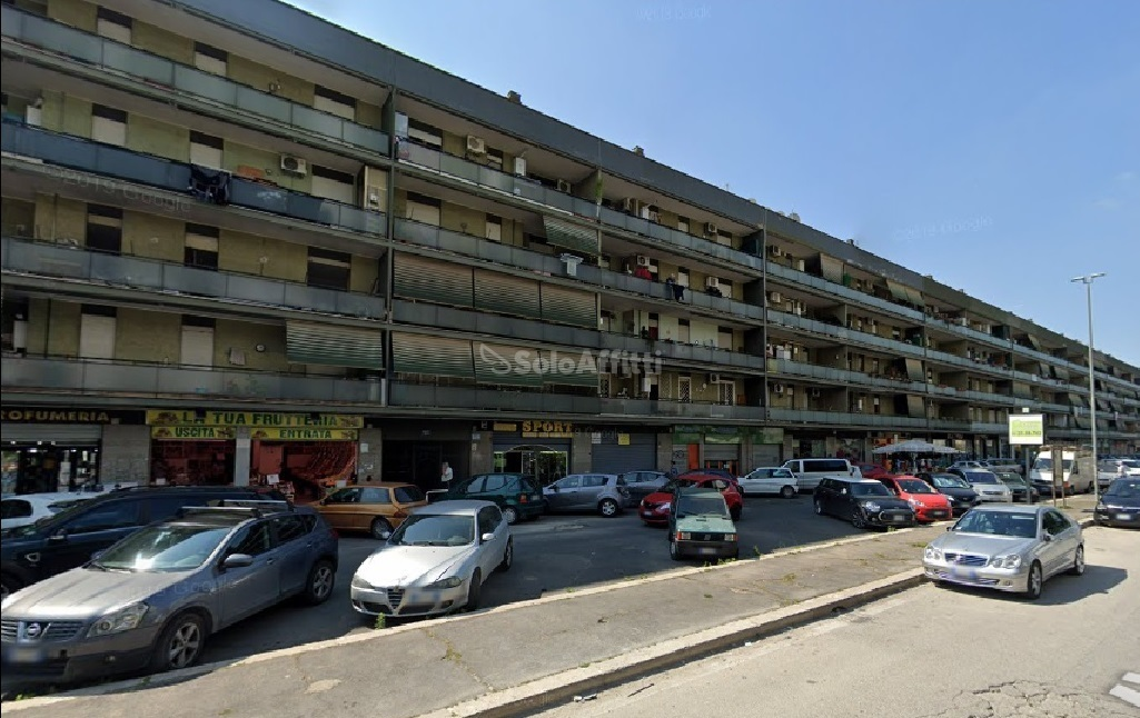 Fondo/negozio - 1 vetrina/luce a Tor Vergata-Romanina-Morena , Roma Rif. 11896971