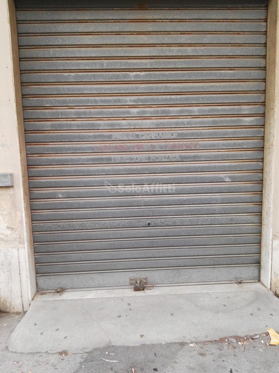 Deposito a Santa Panagia, Siracusa
