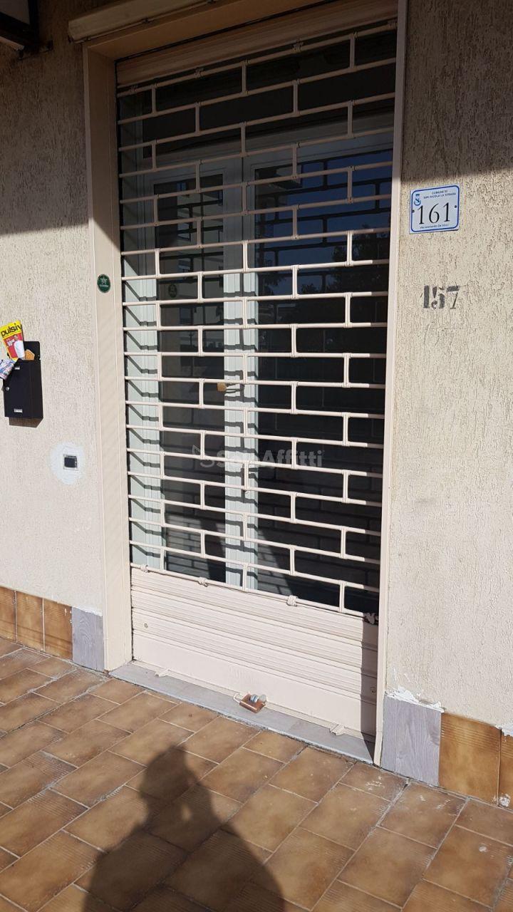 Fondo/negozio - 1 vetrina/luce a San Nicola la Strada Rif. 5469726