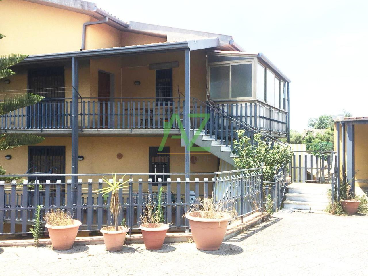 Appartamento in Villa a portichetto, Mascalucia