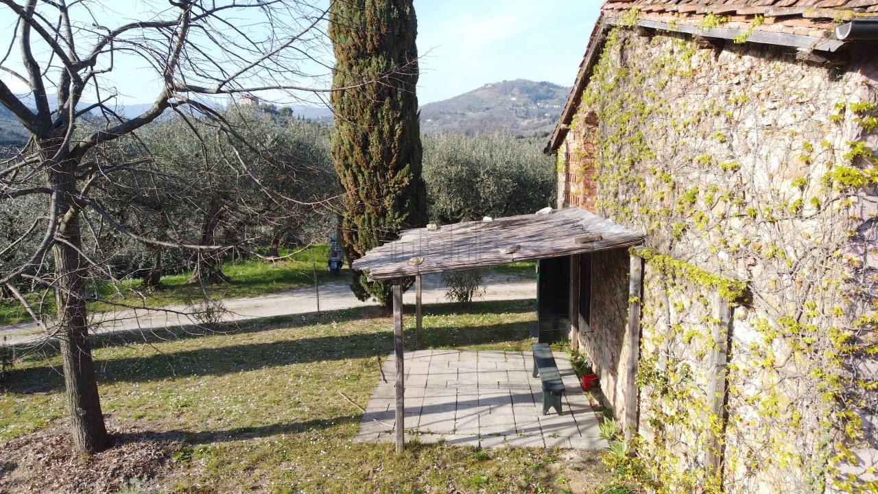 Casa colonica Lucca Monte S. Quirico IA03418 img 26