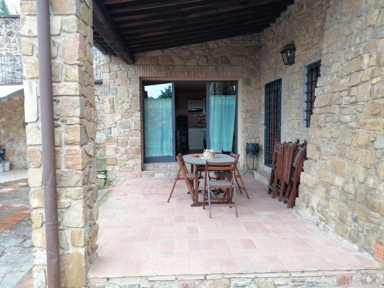 Porzione di casa in ottime condizioni arredato in affitto Rif. 9811190