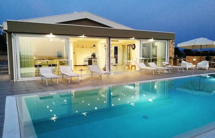 Rif sicily4114 villa nuove costruzioni vendita a scicli playa grande immobiliare casa s r l - Piscina laghetto playa prezzo ...
