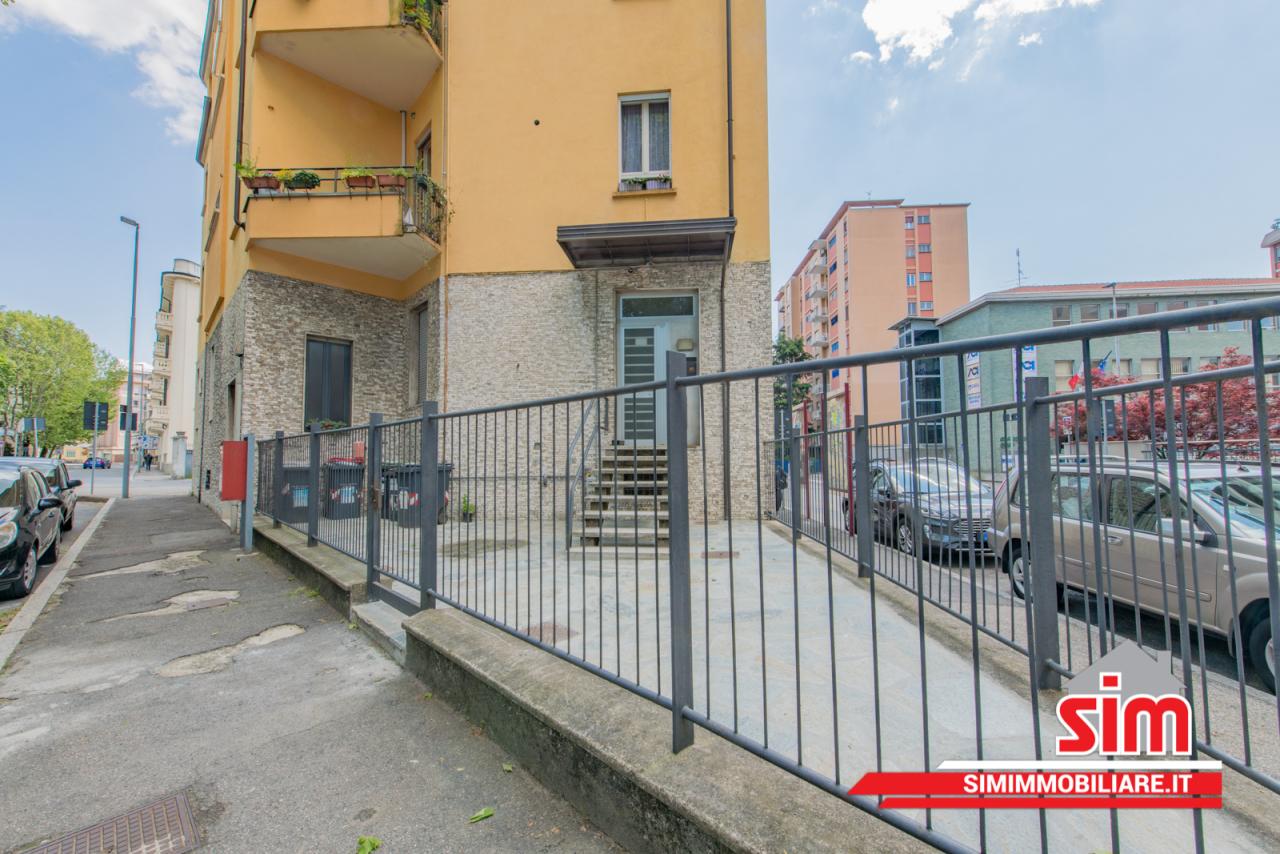 Ufficio / Studio in vendita a Novara, 5 locali, prezzo € 138.000   PortaleAgenzieImmobiliari.it