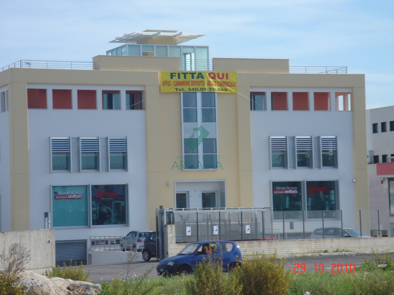 Capannone - Industriale a Zona Industriale, Modugno Rif. 8604377