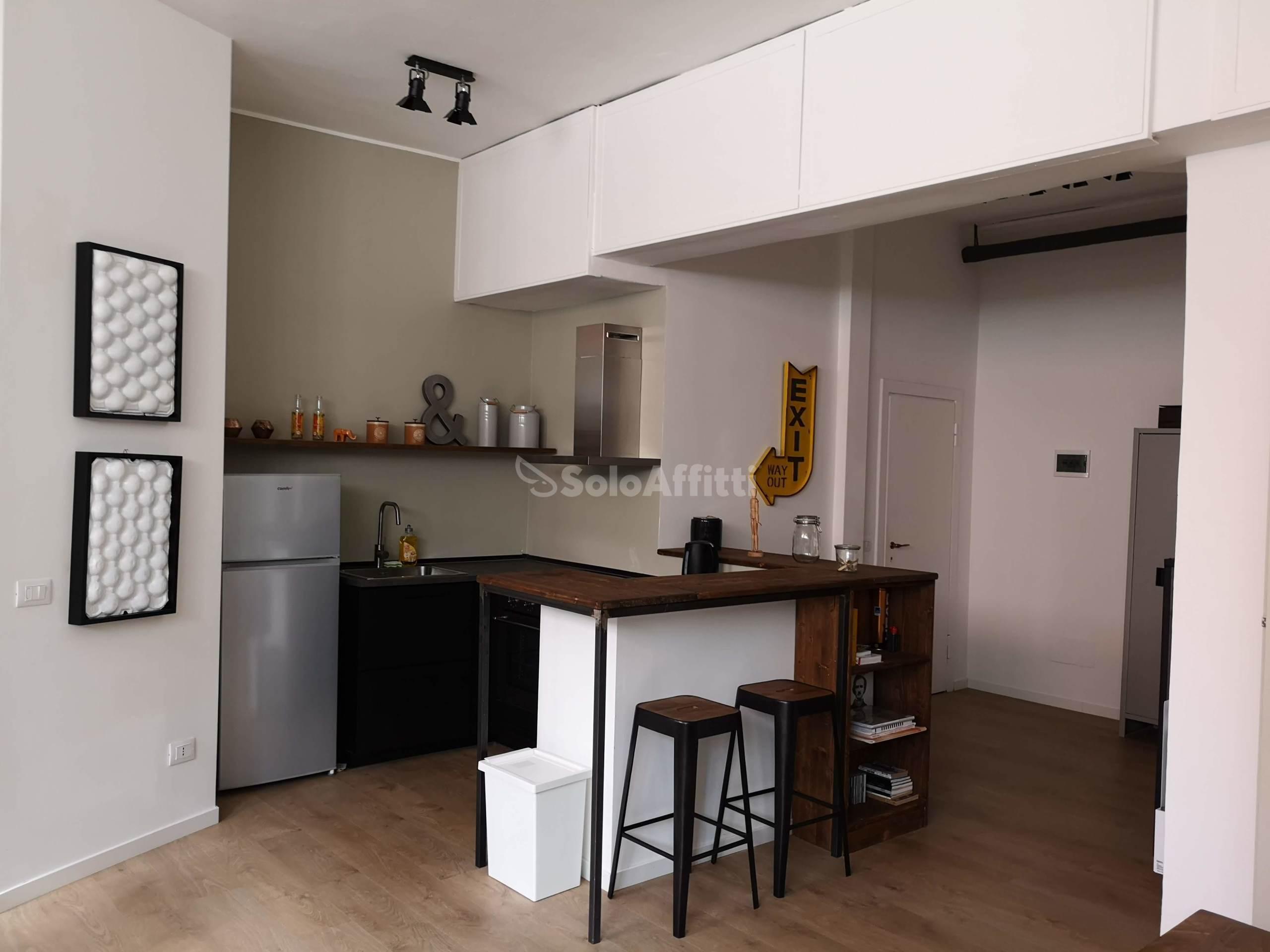 Appartamento Loft Arredato 60 mq.