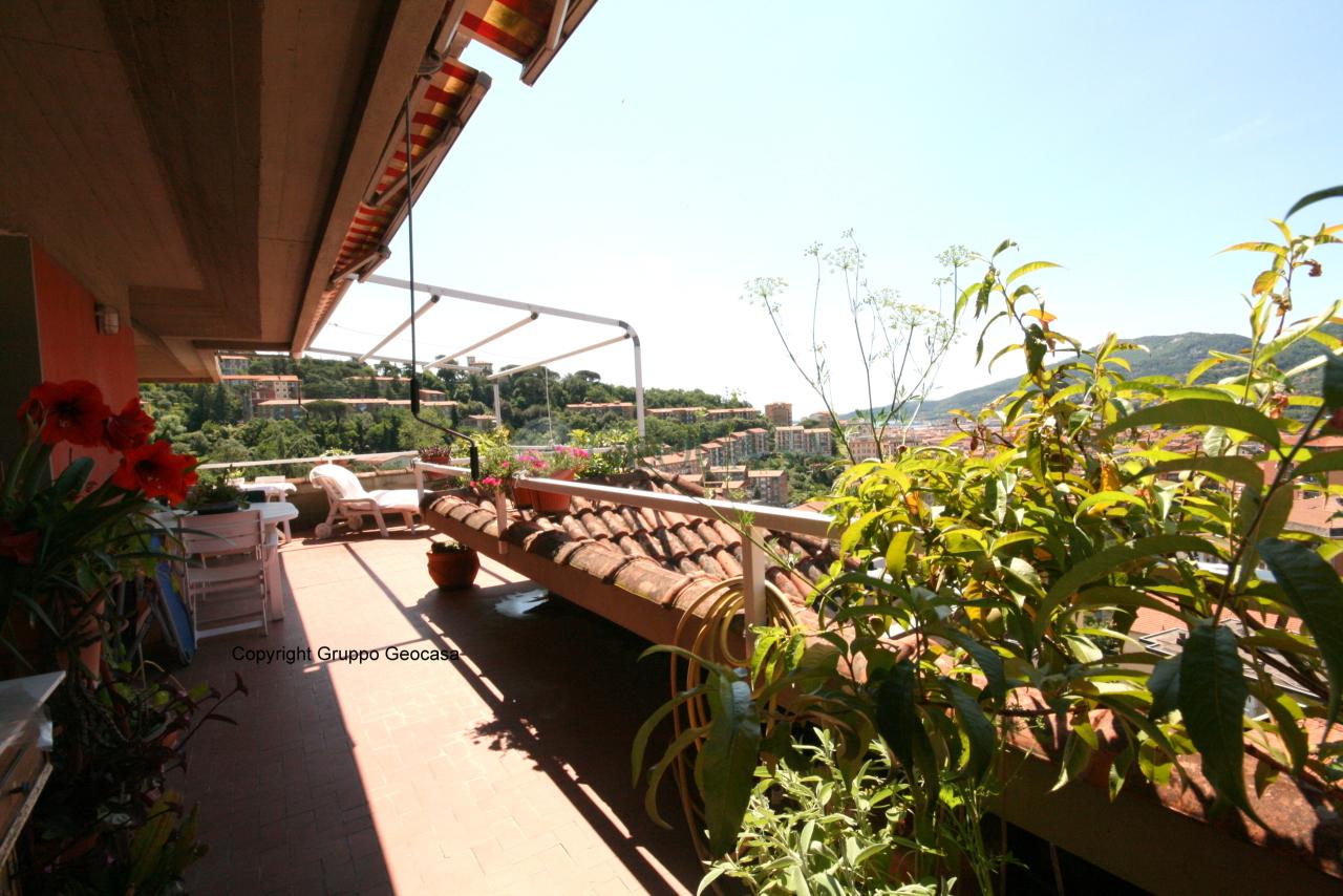 Attico / Mansarda in vendita a La Spezia, 4 locali, prezzo € 320.000 | PortaleAgenzieImmobiliari.it