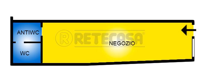 Negozio / Locale in affitto a Casale sul Sile, 1 locali, prezzo € 600 | CambioCasa.it