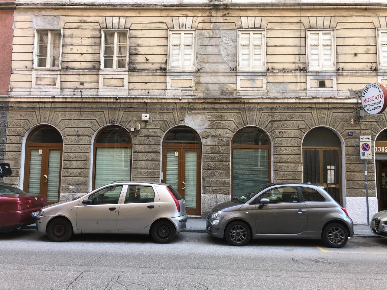 Direzionale - Ufficio a Centro, Trieste