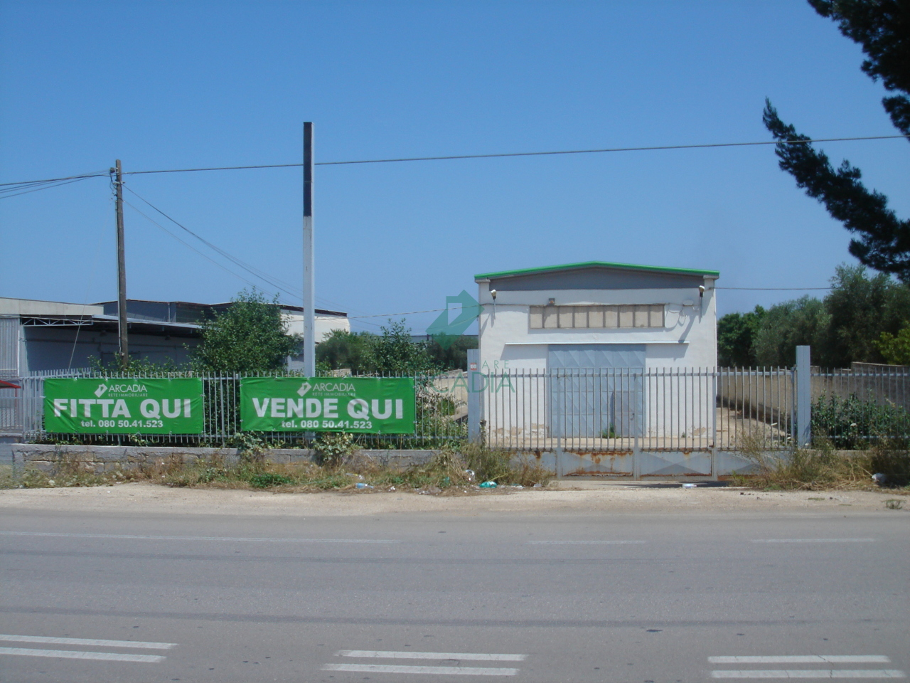 Capannone - Industriale a zona industriale, Bitonto Rif. 4140508
