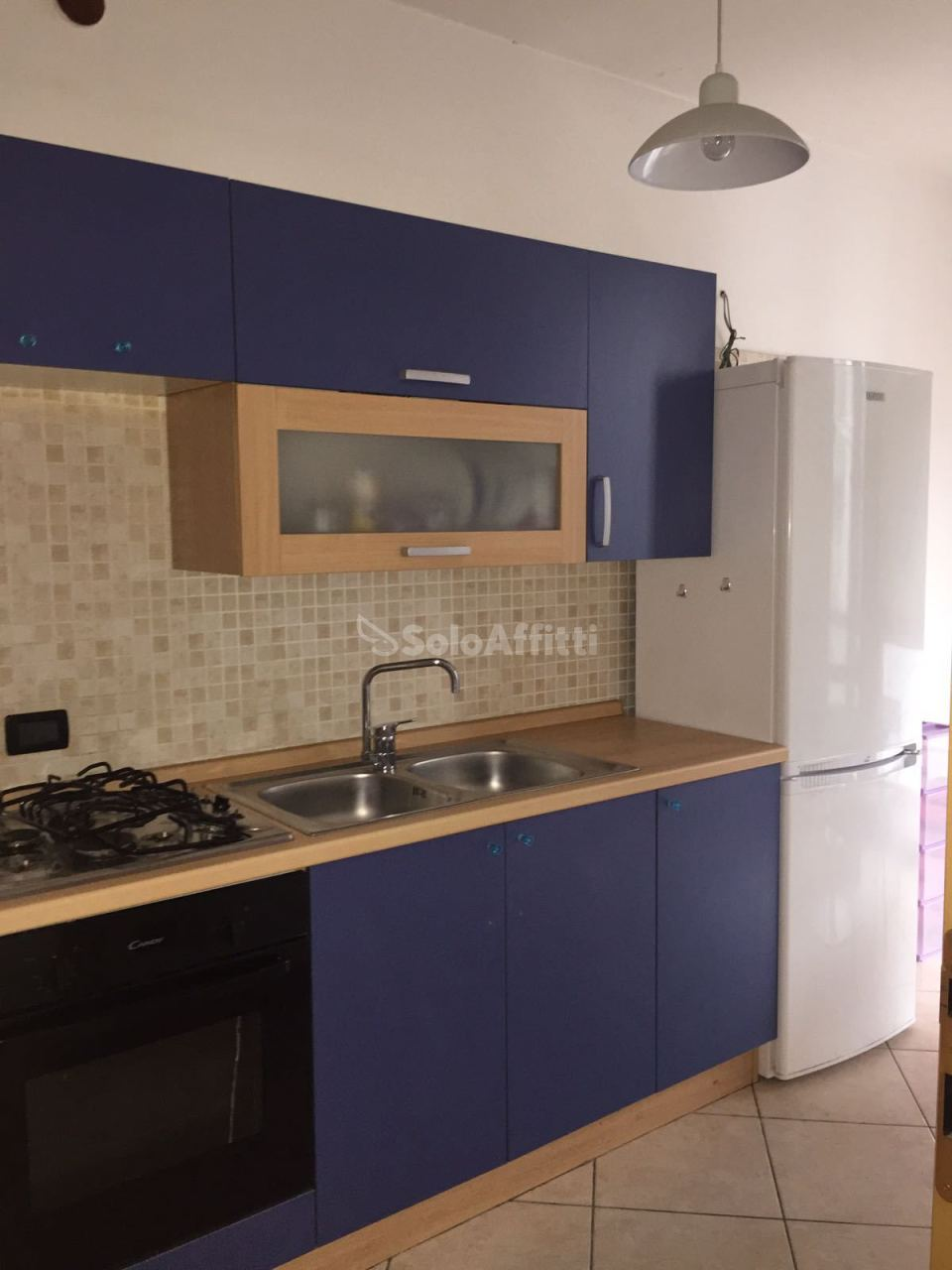 Bilocale in ottime condizioni arredato in affitto Rif. 8239080